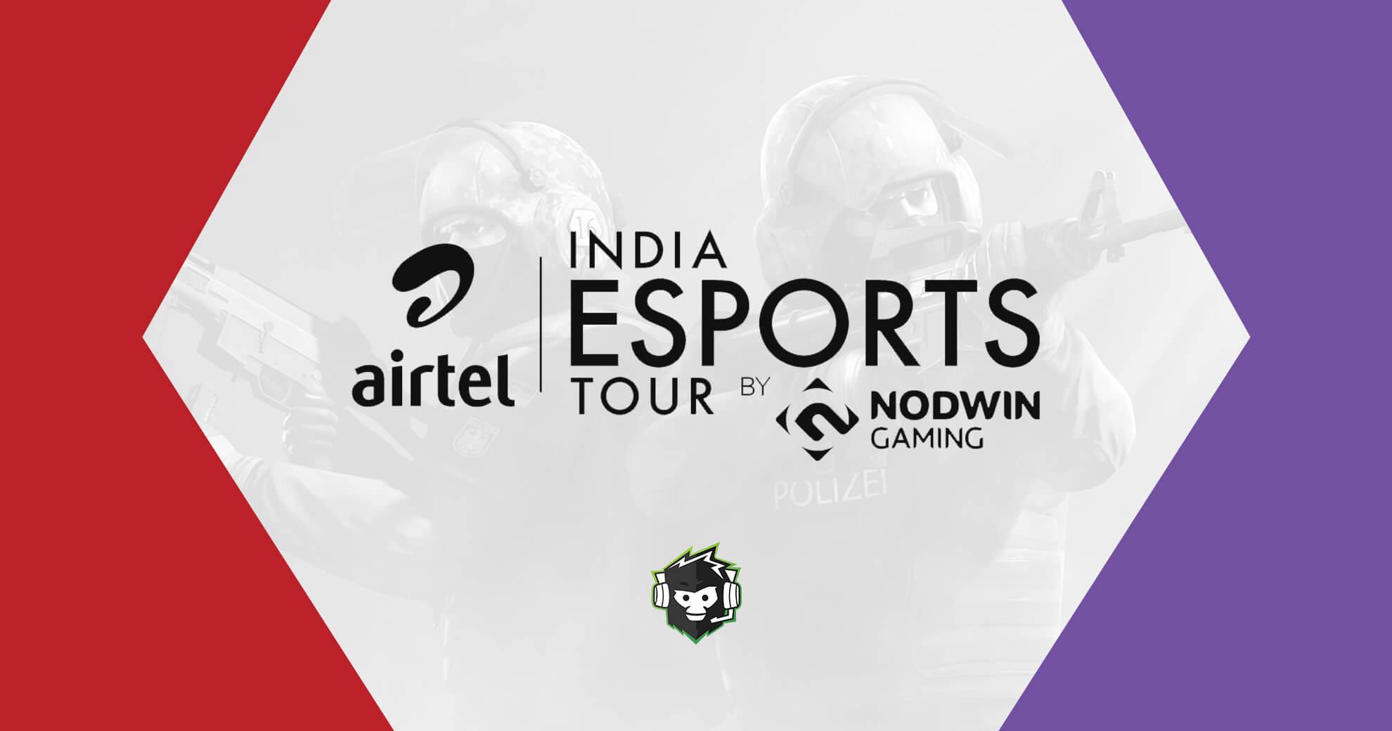 Call of Duty Mobile India Challenge Esports Tournament Now a Part of Airtel India Esports Tour