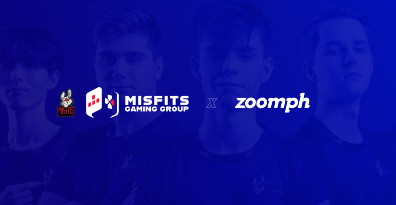 Misfits Gaming Group enters vital organization with Zoomph