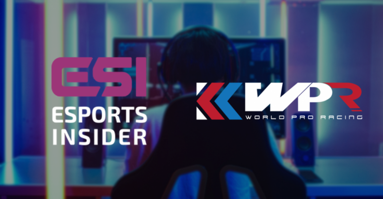 Esports Insider collaborates with racing organiser sim World Pro Racing