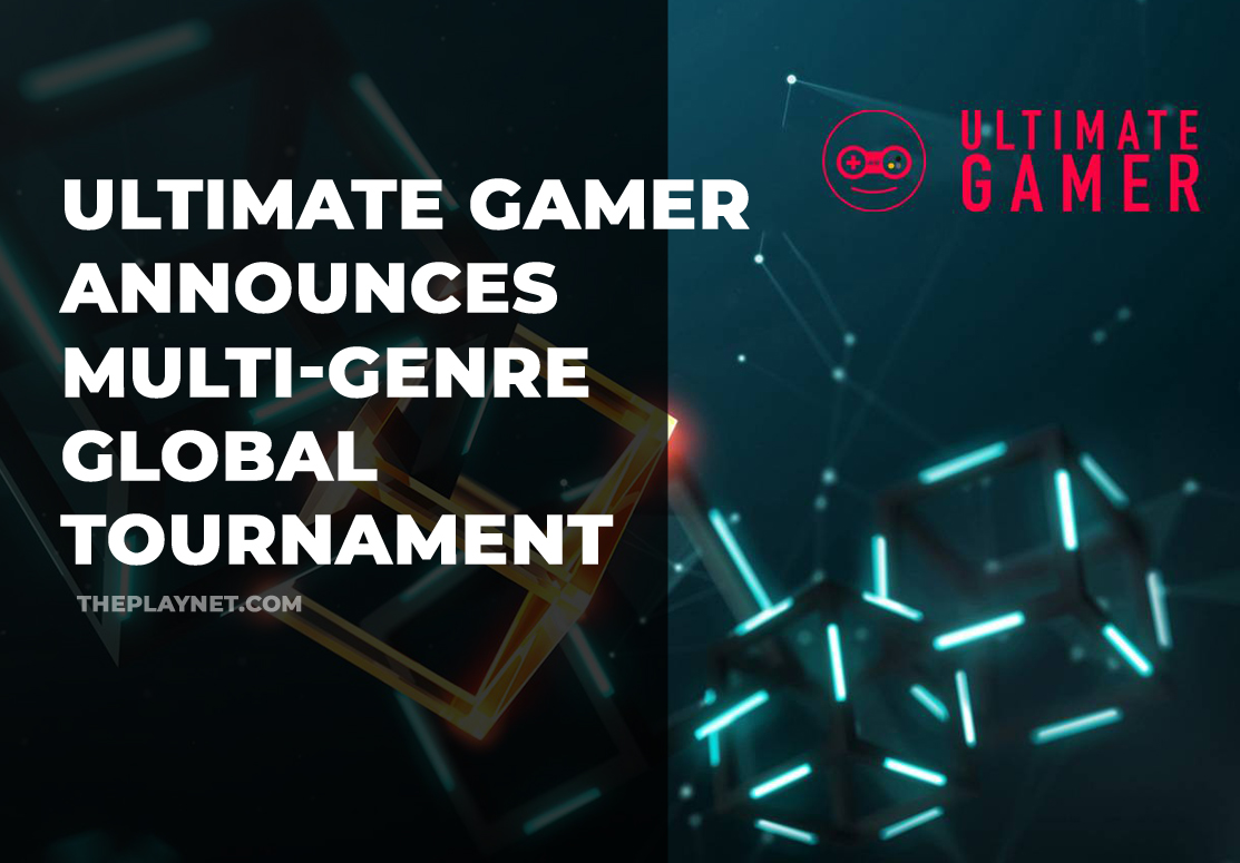 Ultimate Gamer announces multi-genre global tournament