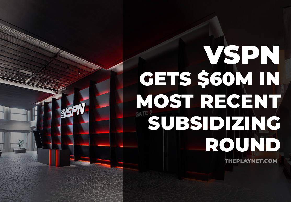 VSPN gets $60m in most recent subsidizing round