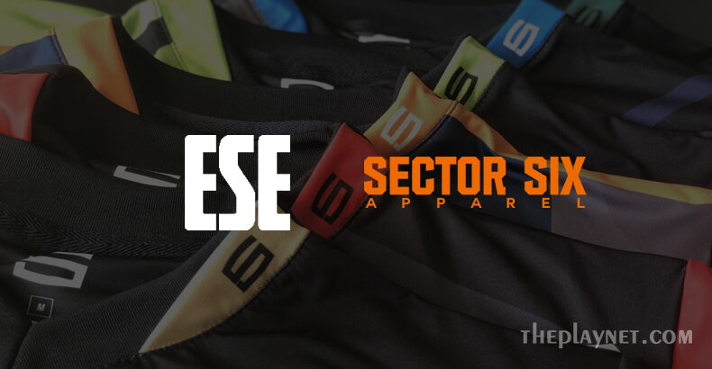 ESE Entertainment reports Sector Six Apparel association