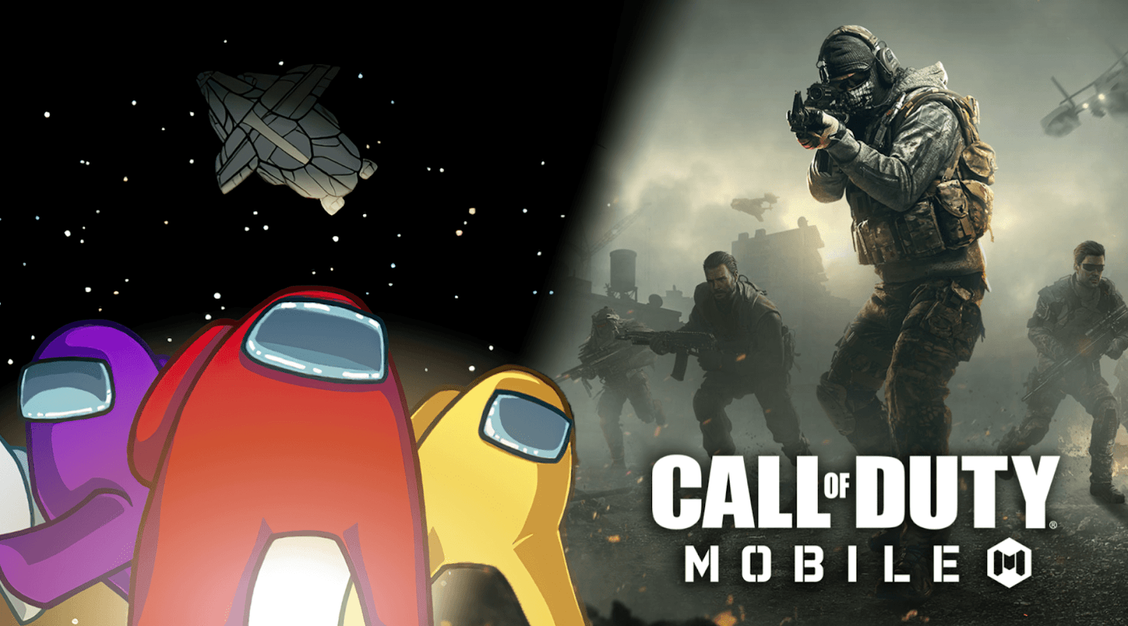 Is Call of Duty: Mobile bringing up the Among-Us mode??? | Mobile Esports | CODM | Among Us | Esports