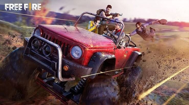 Top 3 Best Vehicles in Free Fire Battle Royale Mode | Esports | Free Fire